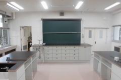 理科実験室 家具