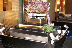 花壇オブジェ