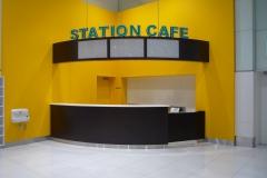 店内カフェ
